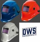 Parweld XR938H / XR936H TRUE COLOUR Large View Lens Auto Welding Helmet