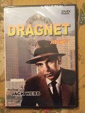 DRAGNET ~ VOLUME 2 ~ STARRING: JACK WEBB: 3 EPISODES FROM TELEVISION SERIES NEW!