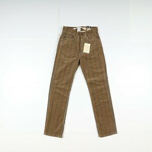 Jeans Diesel Fellow Velvet De Luxe Jeans (NV167) W26 L Nuovo Deadstock Unisex