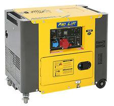 Stromerzeuger 5,5kW Diesel Silen...