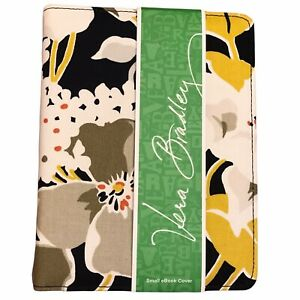 Vera Bradley Small E Book Cover Dogwood Pattern Tablet Universal Fit Retails $39