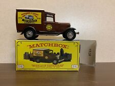 matchbox models of yesteryear Y-22 Ford A (Toy Museum)