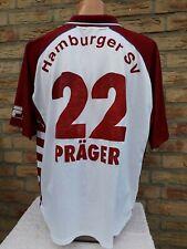 Hamburger SV Trikot 2000 XL FILA TV Spielfilm PRÄGER Shirt Jersey Maillot Magila