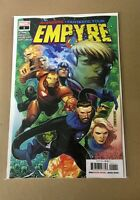 Empyre 1 Cover A First Printing Free Shipping Discount Pricing
