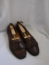 Authentic Mezlan loafer shoes hand made Italy