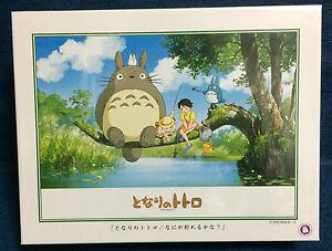 500 Piece Totoro Fishing Jigsaw Puzzle - Ensky Studio Ghibli Japan - Anime