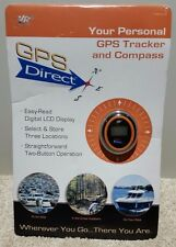 Personal GPS Tracker and Compass / GPS Direct