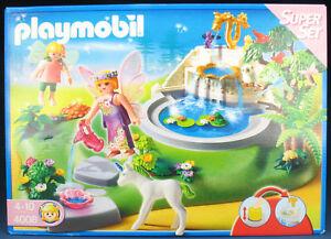 PLAYMOBIL 4008 - Super Set Elfengarten - 2010 - NEU - New MISB - Elfe Fairy
