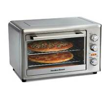 Hamilton Beach Countertop Oven with Convection and Rotisserie/Model #31153D