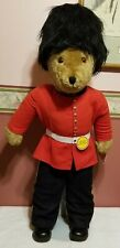"""Alresford Soft Toys - The British Guard, 30"""", Made in England, TA, Free Shipping"""