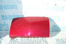2000-2005 CADILLAC DEVILLE OEM FRONT BUMPER LICENSE PLATE COVER