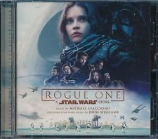 Star Wars Rogue One CD NEW motion picture soundtrack Michael Giacchino