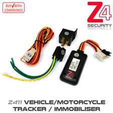 Vehicle/Motorbike Covert GPS Tracking Device Immobiliser Capability