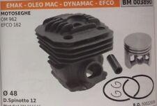 50022006 Piston Cylinder Birthday Chainsaw Oleomac 962 Efco 162 Ø 48