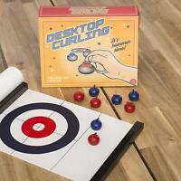 Thumbs Up Table Game - Desktop Curling - Great Break Game-DESCURL