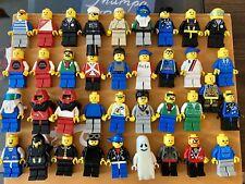 LEGO True Vintage Minifigures Lot Authentic Town Star Wars Deep Sea Pirates +