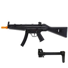 Elite Force H&K MP5A4 SMG Polymer Airsoft AEG Rifle Competition Series - Black