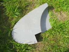 Austin Healey Right Rear Quarter Repair Section, new, rear half only