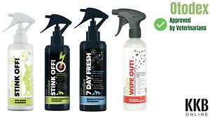 Otodex 100% Natural Odour Eliminator Spray and Household Flea & Bug Spray