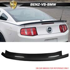 2010-2014 Ford Mustang Trunk Spoiler Wing - Carbon Fiber CF