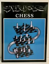 Vintage Strato Chess 3D Set Game LNC