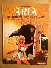 ARIA - T7 : Le tribunal des corbeaux - EO