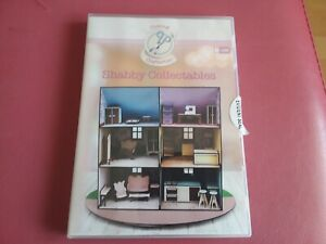 Cutting Craftorium 'Shabby Collectables' USB SVG Files Mini Furniture + Instruc