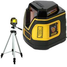 Stanley Livella laser autolivellante 360° c/treppiede 10mt SLL360 - STHT1-77137