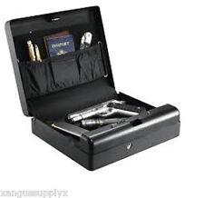 GunVault  Biometric Secure Pistol Handgun Gun Finger Print Safe Conceal