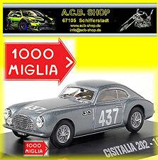 Cisitalia 202 Mille Miglia 1950 #437 1:43 Ixo