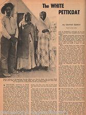 White Petticoat & Mormon Johnny Mine Nevada Genealogy