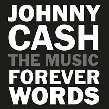 "Johnny Cash - Forever Words, Various Artists (NEW 2 x 12"" VINYL LP)"