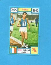 OLYMPIA-1972-PANINI-Figurina DA INCOLLARE! n.205- JAZY - FRANCIA -Recuperata