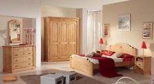 Camere da letto comodino in legno massello | eBay