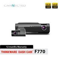 THINKWARE F770 Front&Rear Car Dashcam FHD Recorder, Hardwiring, GPS, WIFI, 32GB