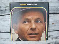 Frank Sinatra Close Up 1969 33 RPM Capitol Record Double LP VG+ DWBB-254