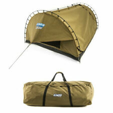 Adventure Kings Big Daddy Deluxe Double Swag + Canvas Bag