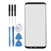 LCD Touch Screen Lens Glass Cover w/Black Frame for Samsung Galaxy S8 Plus G955