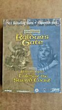 Baldur's Gate and Tales of the Sword Coast Expansion - PC 1999 - Big Box Edition