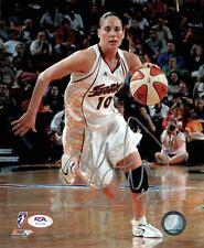 Sue Bird Signed 8x10 photo WNBA PSA/DNA Autographed