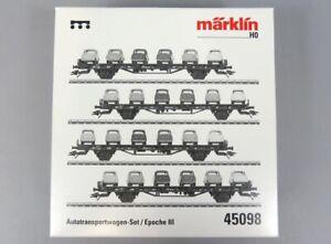 V 82736 Märklin H0 Güterwagen-Set 45098