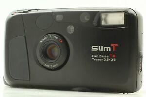 🔴FedEx【Read EXC+++】 Kyocera Slim T Yashica T4 Tessar T* 35mm F3.5 From Japan