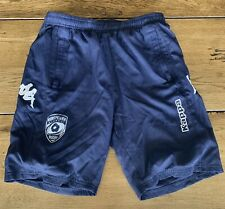 Montpeiller Rugby Player Issue kappa Shorts Size XL