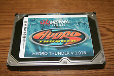 HYDRO THUNDER MIDWAY REPLACEMENT HARD DRIVE FOR ARCADE GAME TESTED WORKING