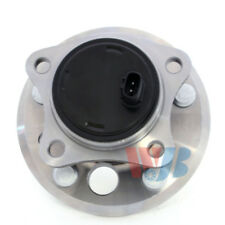 Wheel Bearing and Hub Assembly-FWD Rear Left WJB WA512206