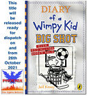 DIARY OF A WIMPY KID Big Shot (Book 16) By Jeff Kinney HARDCOVER *BRAND NEW*