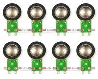 Lot/8 pcs of 8 ohm Diaphragm 25.5mm 25.4mm (1 inch) Titan Dome horn voice coil