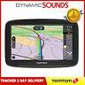 "TomTom Via 52 GPS Sat Nav 5"" Free Lifetime UK & Western Europe Maps BLUETOOTH"