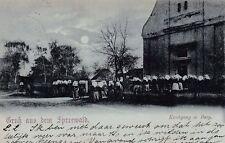 Mondscheinkarten aus Deutschland vor 1914 mit dem Thema Burg & Schloss