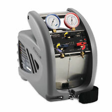 INFICON 714-202-G1 Refrigerant Recovery Machine1/2 HP120v